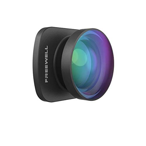 Freewell Wide Angle Lens 18mm Field Of View Compatible Wi Https Www Amazon Com Dp B07x8vvz2h Ref Cm Sw R Pi Dp U X Ufz Wide Angle Lens Wide Angle Dji Osmo