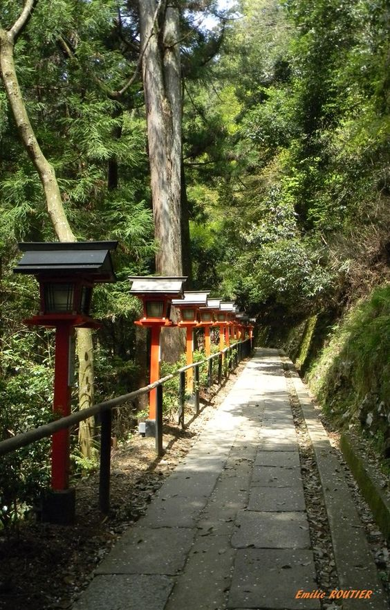 Kurama Dera, Japan | by Emilie ROUTIER