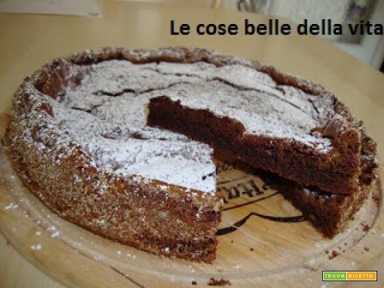 "La mia ""Tenerina""  #ricette #food #recipes"