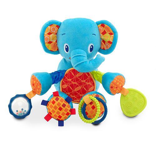 Bright Starts Bunch O Fun Elephant Baby Activity Toys Bright Starts Activity Toys
