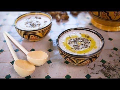 Eng White Hessoua Oats Or Barley Milk Soup حسوا بيضاء حساء الشوفان أو الشعير بالحليب Cwa 690 Cooking Sweet Potatoes Indian Tomato Soup Cooking A Roast