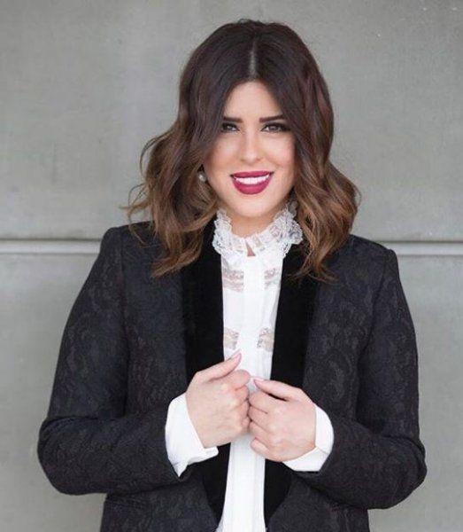 أجمل الاطلالات الجمالية لـ نور خالد الشيخ خطيبة خالد الشاعر مجلة هي Women S Blazer Fashion Women