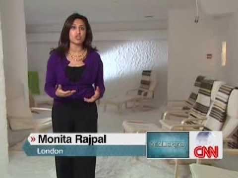 CNN on Dry Salt Inhalation (Halotherapy)