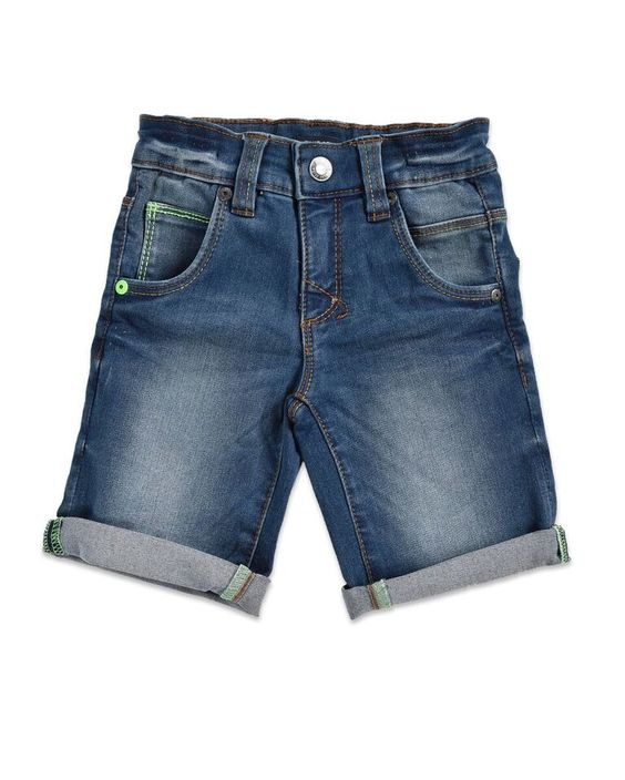 Bermuda jeans - fourseasonsshop.nl - Four Seasons Shop