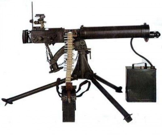 wwi machine gun drawing - Google Search | World War I ...