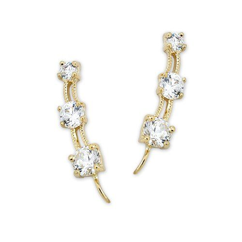 The Ear Pin Cubic Zirconia Multi-Pierced Illusion 10k Yellow Gold Earrings The Ear Pin http://www.amazon.com/dp/B00APEV078/ref=cm_sw_r_pi_dp_USMRtb19BNJSN5TV