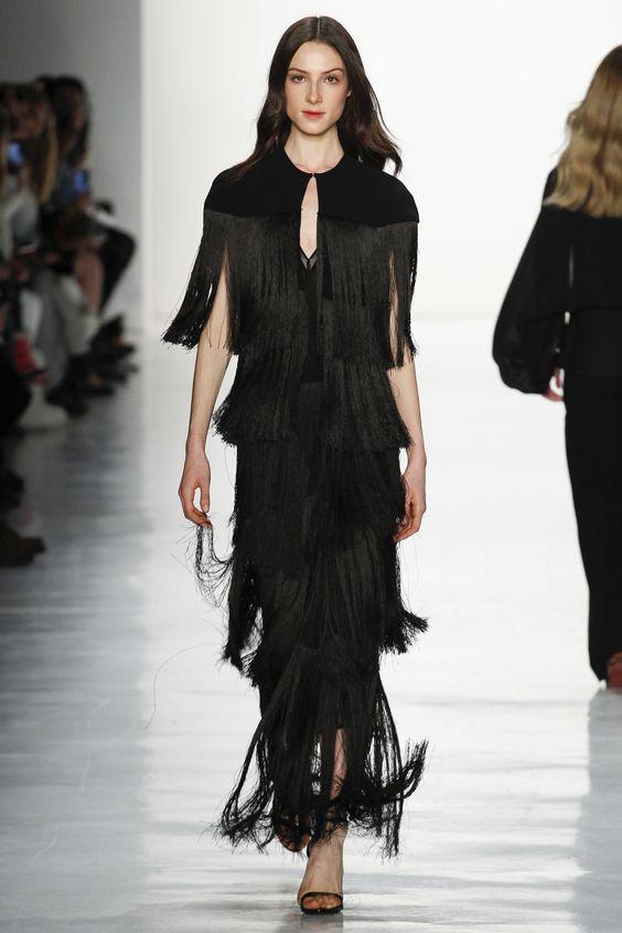 Fringed Fashion: Erin Fetherston