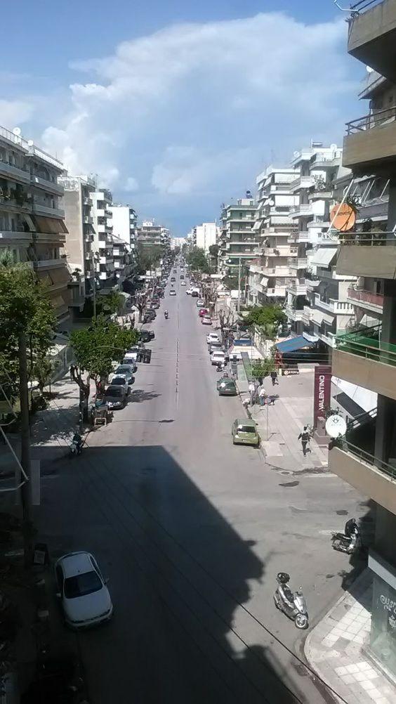 Οδός Έλληνος Στρατιώτου Πάτρας-Greece (KT)