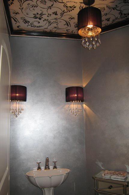 Pinterest the world s catalog of ideas for Bathroom ceiling paint
