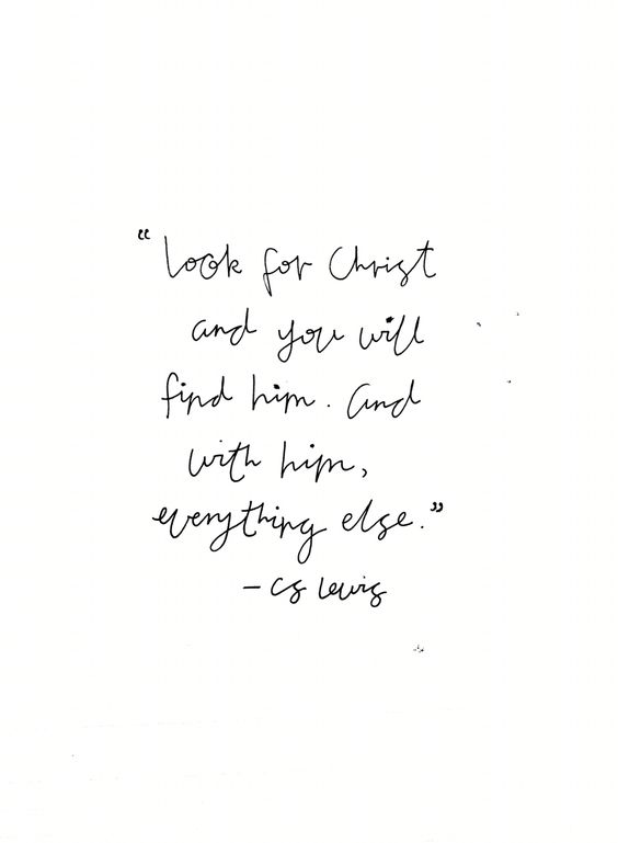 #cslewis #jesus #hope #truth #love