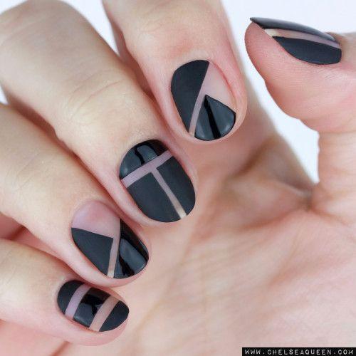 Matte Negative Space | Chelsea Queen | Bloglovin'