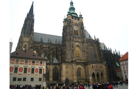 Prague Castle - 9th century