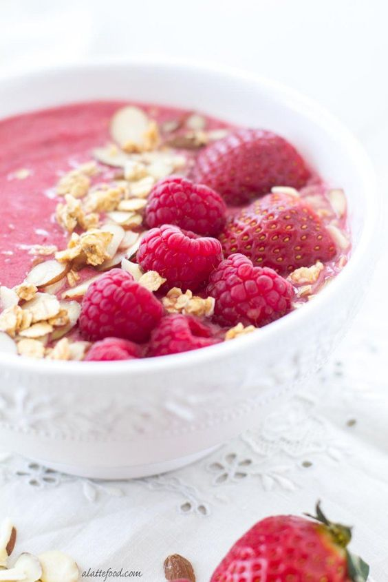 12 Smoothie Bowl Recipes To Start Your Day Off Right