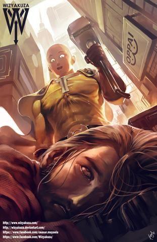 Saitama vs. Thor