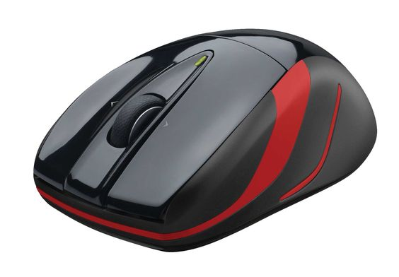 Logitech M525 Wireless Mouse - Black: Amazon.co.uk: Computers & Accessories