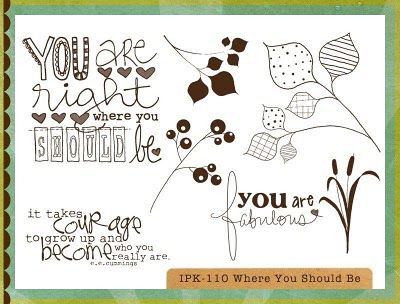 I Heart {ippity}: {ippity} Stamp Line