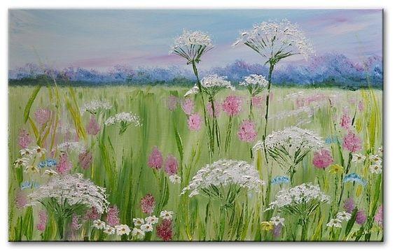 Betaalbare schilderijen - Kleur schilderij gang ...