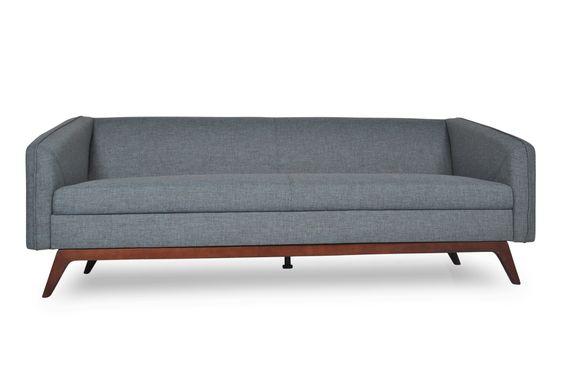 Bellini Sofa (Earth Blue)