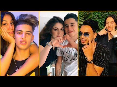 أجمل كوبل مغربي على الإطلاق في تيك توك Tik Tok Couples Morocco Youtube Alger Maroc Tunisie