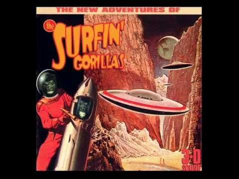 The Surfin' Gorillas ~  Surfin' Gorillas