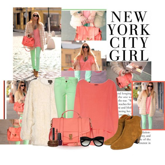 The Blonde Salad: New York day 4, created by x-noukie-x on Polyvore