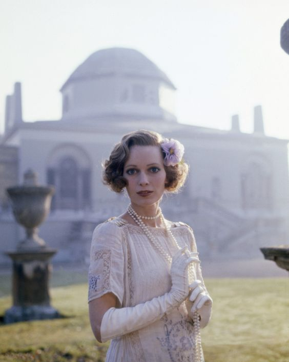 Mia Farrow as Daisy Buchanan for the Movie 'The Great Gatsby' Portrait Photo
