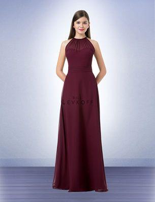 Bridesmaid Dress Style 1130 - Bridesmaid Dresses by Bill Levkoff ...