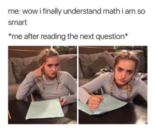 26 Relatable Memes Girls Really Funny Memes Funny School Memes Stupid Funny Memes