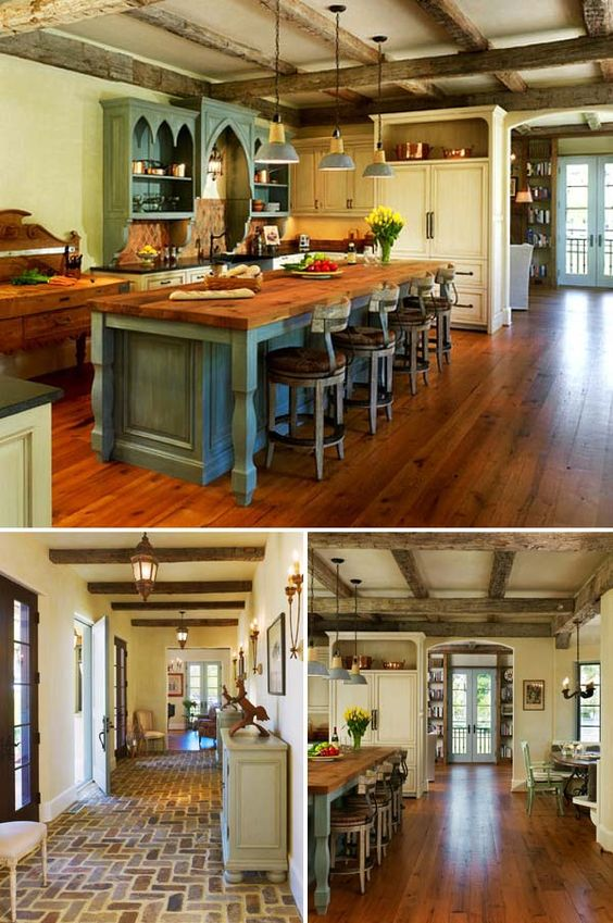 Wonderful 32 Wonderful Ideas To Design Your Space With Exposed Wooden Beams