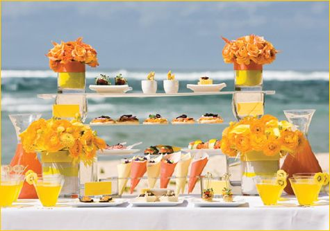 Emejing Yellow And Orange Wedding Ideas - Styles & Ideas 2018 ...