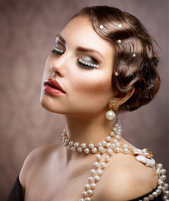 Cool For Women Retro Style And Hair Spa On Pinterest Short Hairstyles Gunalazisus