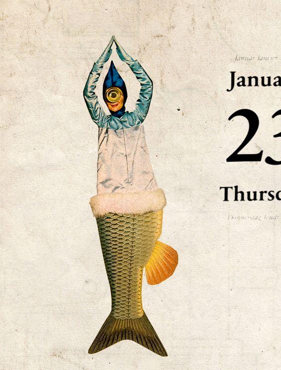 23/01/2014 Sirena #collage
