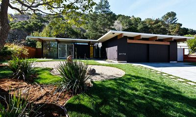 Eichler, mid century remodeled house I listed and sold, best Eichler remodel ever!