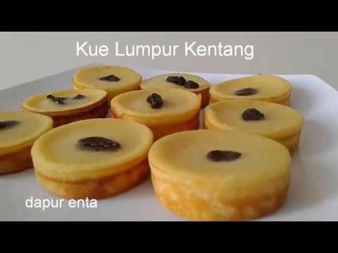 Resep Kue Lumpur Kentang Yang Enak Dan Lembut Youtube Kue Resep Resep Kue