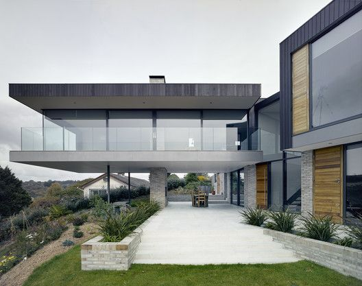 Gallery Of Owers House John Pardey Architects 27 Grand Designs Houses Modern House Design Architecture House