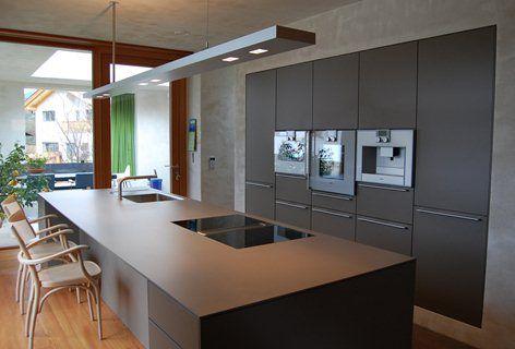 Bulthaup B3 In 2020 Industrie Kuche Innenarchitektur Kuche Kuchendesign