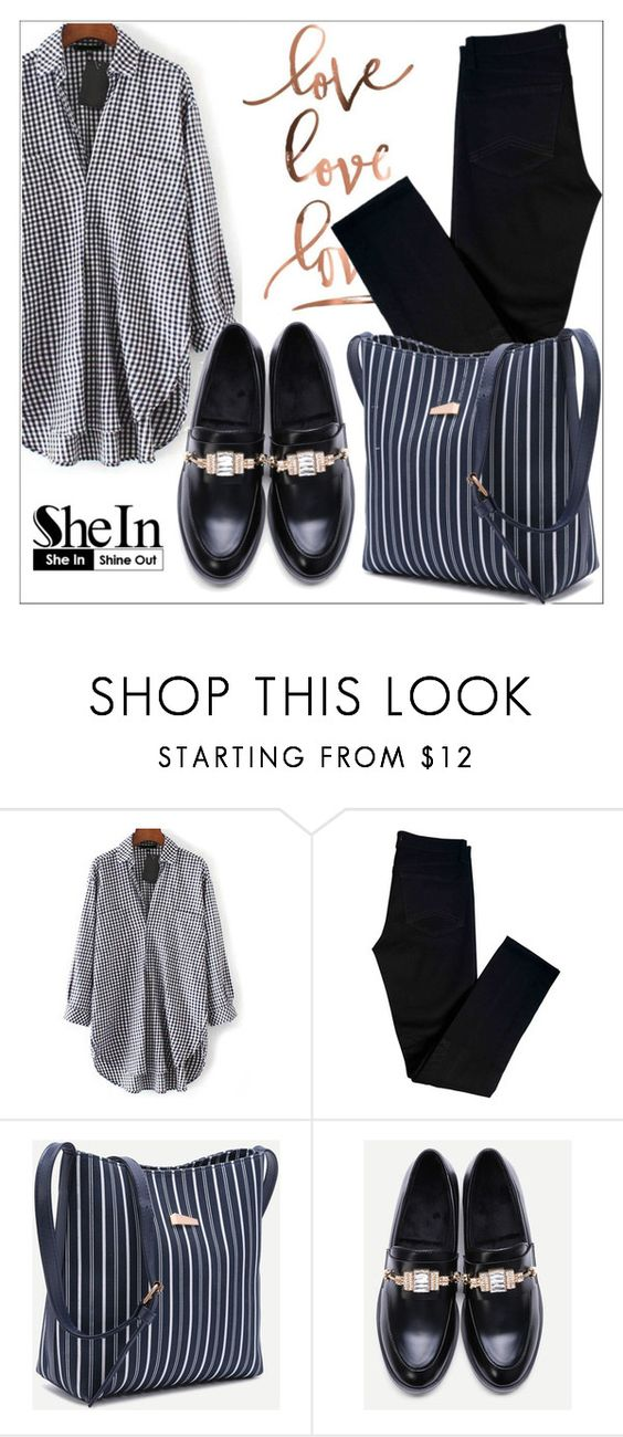 """""""SheIn 6/22"""" by goldenhour ❤ liked on Polyvore featuring J Brand"""