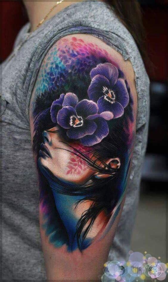 How To Take Care Of Your New Tattoo Rainbow Tattoos Tattoos Color Tattoo
