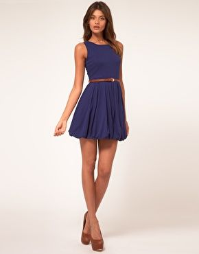 ASOS Tank Dress With Puffball Skirt. Just ordered :)
