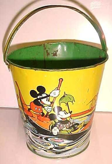 Toys Sold - Aubrey's Antiques, 1940's Ohio Art Disney