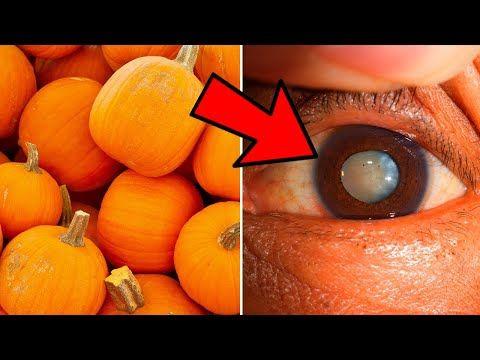 ستعشق القرع الأحمر بعد معرفتك لهذه المعلومات فوائد اليقطين للعين و العظام و لضغط الدم و لفقر الدم Youtube Pumpkin Vegetables Food