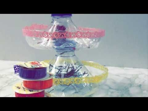 لاترمي علب الماء إعادة تدوير البلاستيك Youtube Snow Globes Decor Home Decor