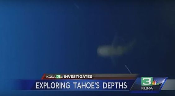 Lac Tahoe, créature et vidéo…