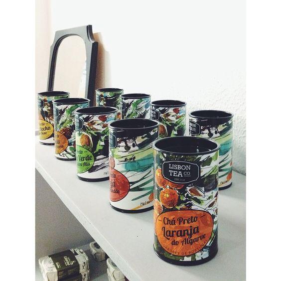 Lisbon tea na #oficinacc
