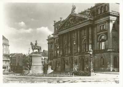 Hamburg-Altona Rathaus