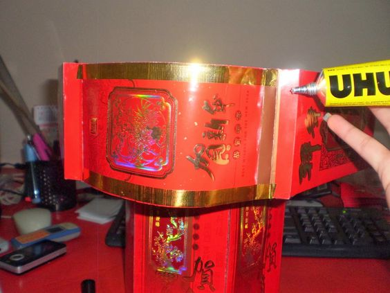 DIY Chinese New Year Lantern - The Idea King