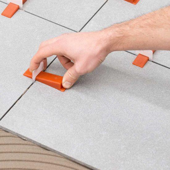 Rlsconkit116 Raimondi 1 16 Spacer Tile Leveling System Kit Colocacion De Baldosas Baldosas Herramientas