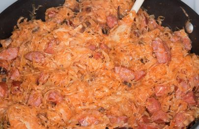 Bigos, a Polish Hunter's Stew | Fabulous Foods | Pinterest | Paleo ...