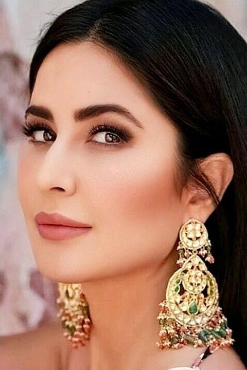 Katrina Kaif Diamond Earrings Drop Earrings Earrings
