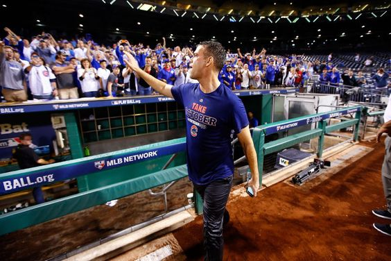 Theo Epstein Is Getting Everything He Wants